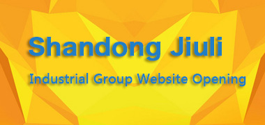 Shandong Jiuli  Industrial Group website opening